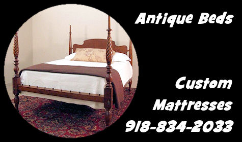 Custom Antique Bed Mattresses Tulsa OK