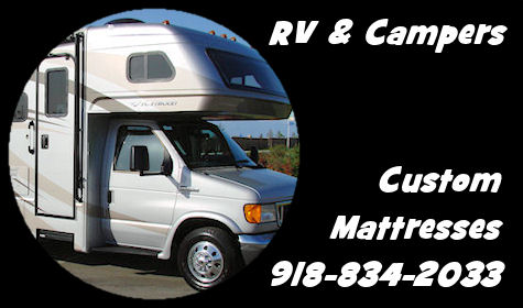 RV Mattresses and Camper Mattresses Tulsa OK
